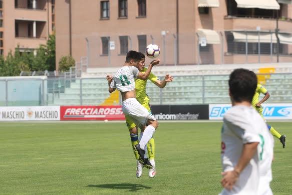 Test Match con il Sassuolo