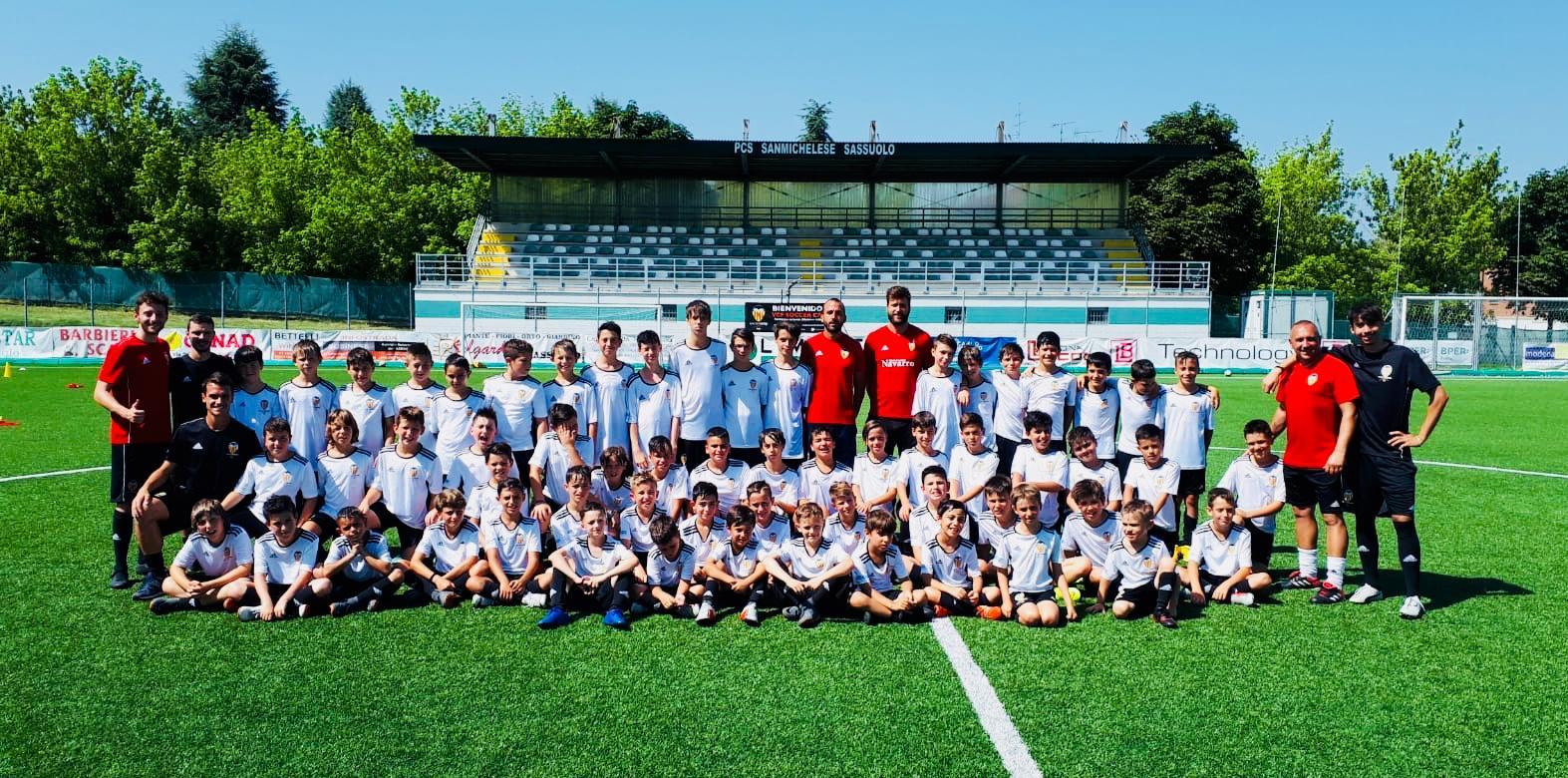 Tanto calcio e divertimento alla Sanmichelese per 60 bambini