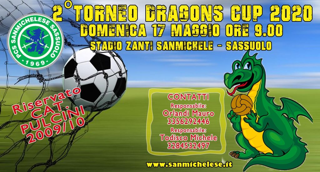Dragons Cup 2020